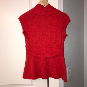 Anthropologie Tops - Anthropologie - Blouse - Red - Size xs/s